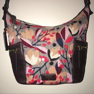 Like new fossil purse